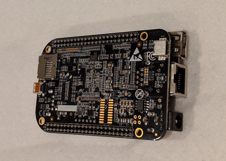 Ersatz-Beaglebone-Board