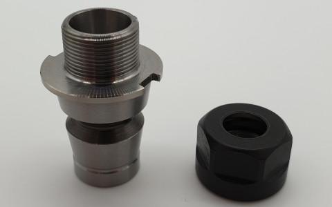 Standard Werkzeughalter ohne Spannzange